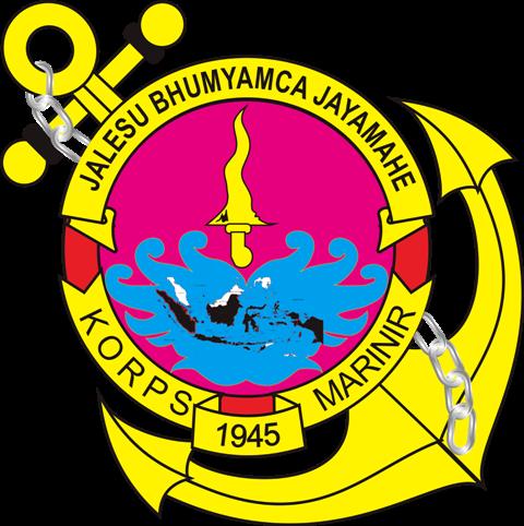 Logo Marinir TNI AL-WEB