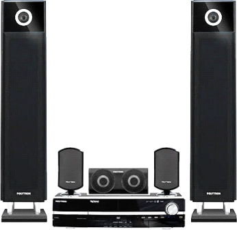 Big Band Home Theatre Polytron
